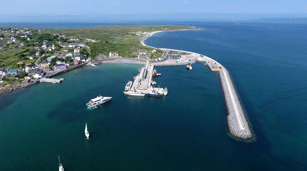 Inis Mór Harbour