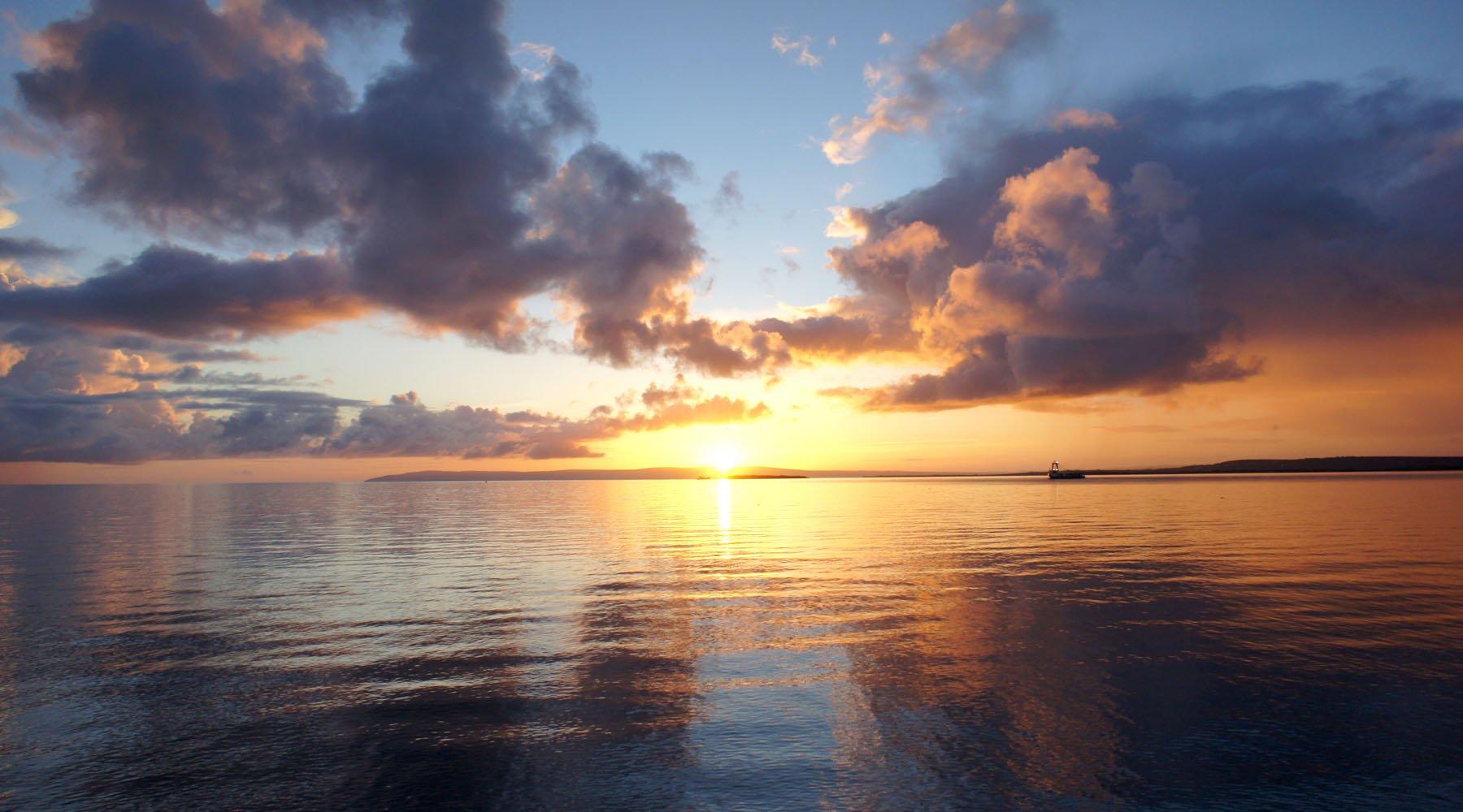 sunrise frenchmans beach